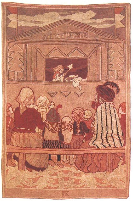Аладар Кёресфой - Криш Кукольный театр 1907