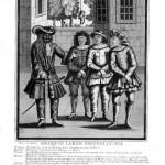 Арлекин, вор, прево и судья