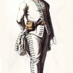 Бригелла (Скапино Буффетто )— первый дзанни  умный слуга