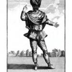 Бригелла, офорт XVII в.
