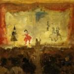 Ларионов Михаил Федорович  Кукольный театр  1890-е