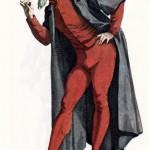 Панталоне (Маньифико, Кассандро, Уберто) — венецианский купец, скупой старик