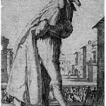 Панталоне, рисунок Ж.Калло (нач. XVII в.)