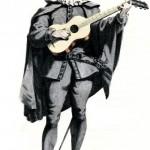 Скарамучча - хвастливый вояка, трус