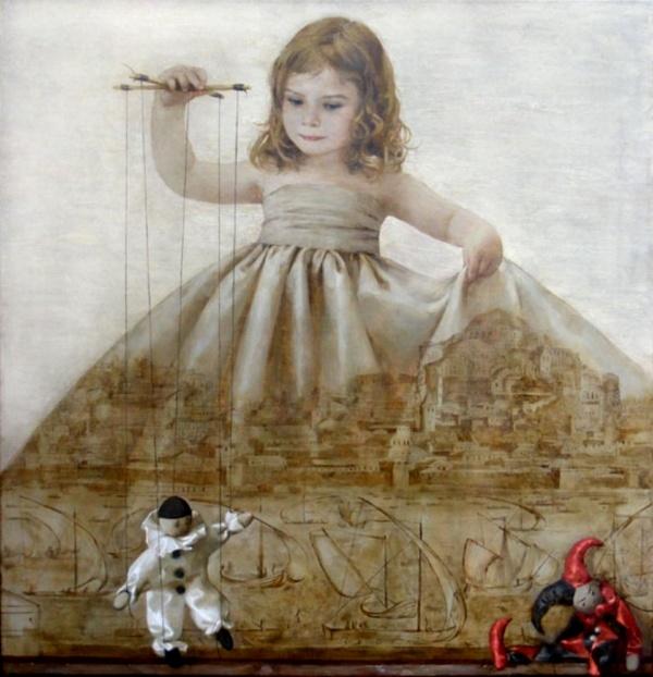 Татьяна Чувашева Куклы