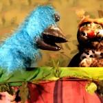 Птица и Рысь