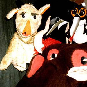 Бык, Козлик и Ворона