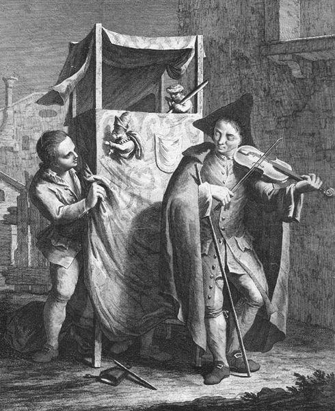 Burattini 1770