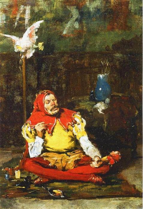 Chase William Merritt  The King's Jester