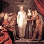 Jean-Antoine Watteau, Italian Comedians, 1720