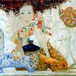 Olga Larionova  The Dollmaker